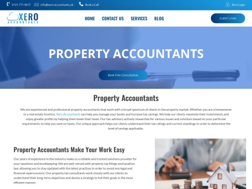 Property Accountants in united kingdom