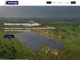 Wind turbines and solar energy
