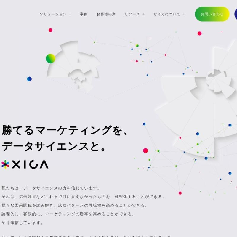 テレビCM効果の可視化「サイカ マゼラン」 | 株式会社サイカ