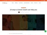 10 ways a Career Coach can help you