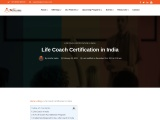 Life Coach Certification in India
