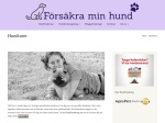 Hundförsäkring - hitta bästa hundförsäkringen