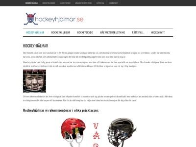 xn--hockeyhjlmar-ncb.se