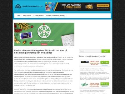 xn--omsttningskrav-7hb.se