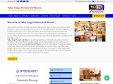 Packers and Movers in Thane West