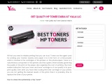 Get Quality Hp Toner Dubai At Yalla LLC