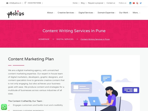 Content Marketing Agency in Pune
