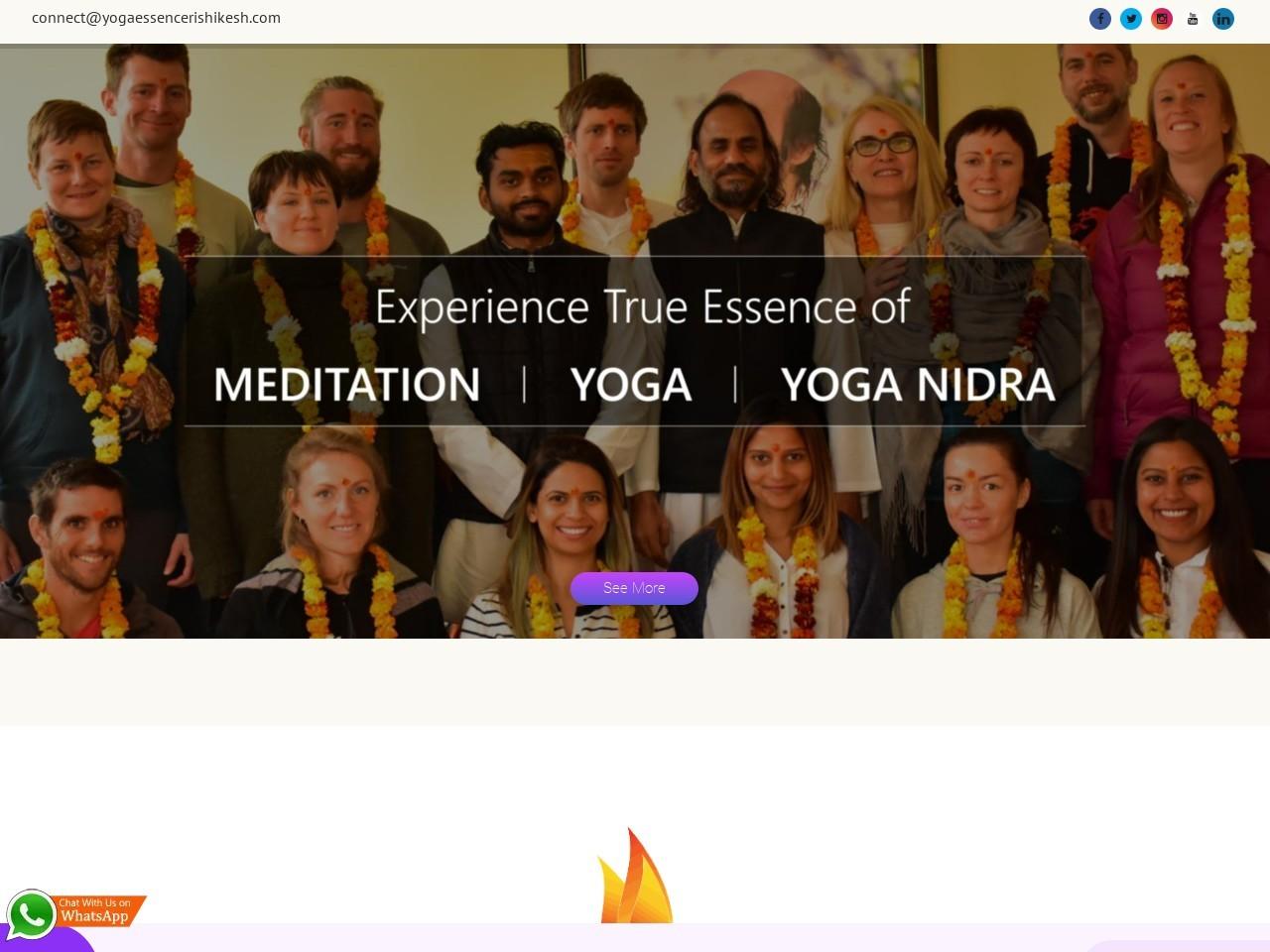 Online 100 hour Meditation teacher training