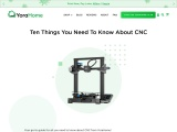 Ten Things You Need To Know About CNC