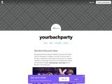 Bachelorette party ideas -Bachelor