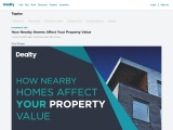 How Nearby Homes Affect Your Property Value