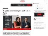 A global pharma empire built out of Pune