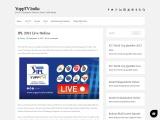 Watch IPL 2021 Live Online from Australia