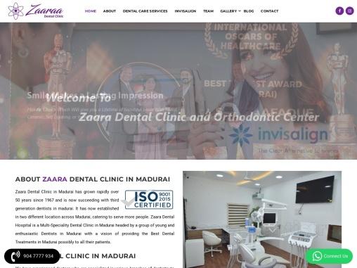 Dental clinic in Madurai Dental hospital in Madurai