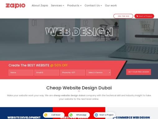 Web Design in Dubai   Web Design Agency Dubai