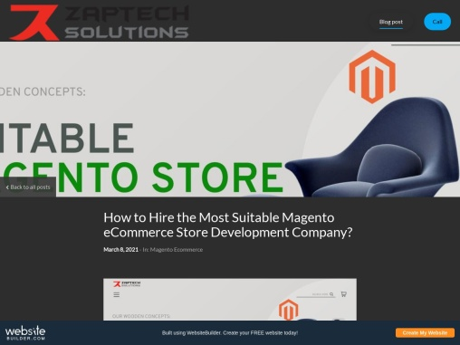 Constant Contract- How to Hire the Most Suitable Magento eCommerce Store Development Company?