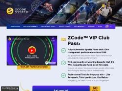 ZCode System VIP screenshot