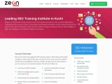 Zeon Academy-Digital Marketing Course in Kochi, Kerala| Seo course in Kochi
