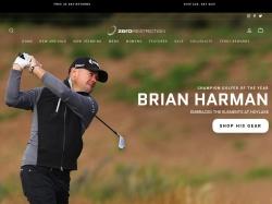 Zero Restrictions Golf screenshot
