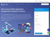 Best Custom Mobile Application Development Company in Denver