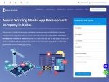 Mobile App Development Company in Dallas | ZimbleCode