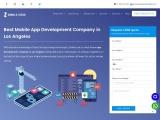 Best Mobile App Development Company in Los Angeles | ZimbleCode