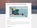Things UI Design services Frankfurtto Remember When Move From Graphic Design to Web Design
