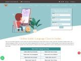 Book Online Arabic Language Class In Jordan