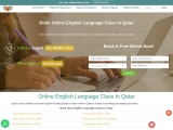 Let's Books Online English Language Class In Qatar