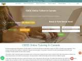 Ziyyara offers online tutoring for CBSE Board in Canada