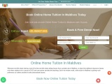 Ziyyara Edutech is  Now offering the best online tutoring services in the Maldives