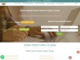 Looking for the best online tutor in Qatar!