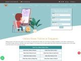 Ziyyara Edutech is Now offering best online tutoring services in Singapore