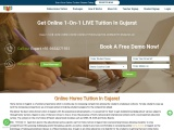 Online home tuition In gujarat