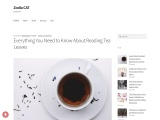 Everything You Need to Know About Reading Tea Leaves