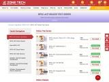 Best RPSC-ACF Online Test Series | ZoneTech