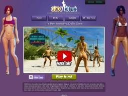 3DXChat screenshot