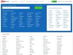 AdultSearch screenshot