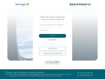Aer Credit Card