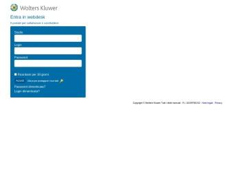 Login – Webdesk