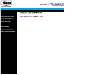 HSM Online - BirchStreet Systems