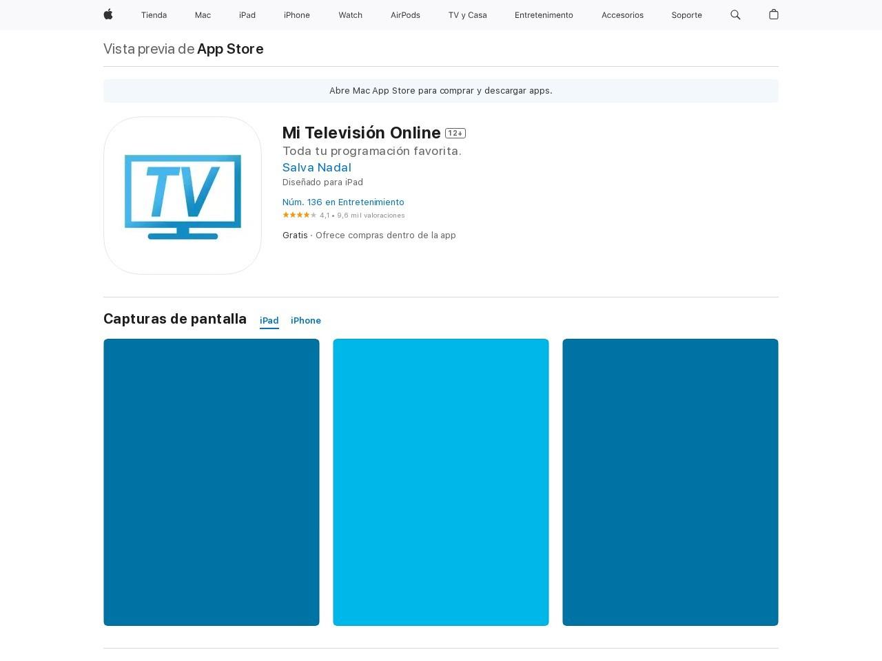 Ver ipad en tv