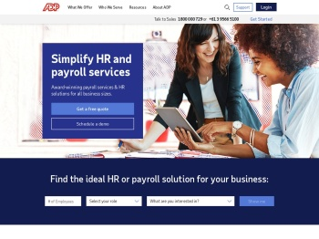 ADP Australia | Payroll and Workforce Management Software ...