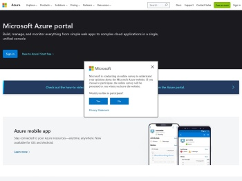 Sign in to Azure – Account & Billing | Microsoft Azure
