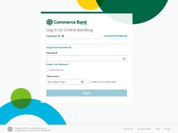 Banking Commerce - Commerce Bank
