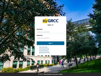 GRCC Blackboard - Grand Rapids Community College