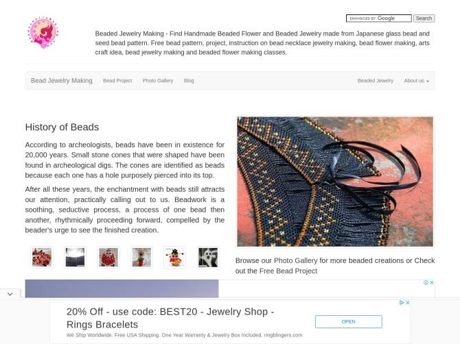 Bead & Jewelry Making | BeadJewelryMaking.com