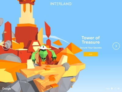 Screenshot of Tower of Treasure