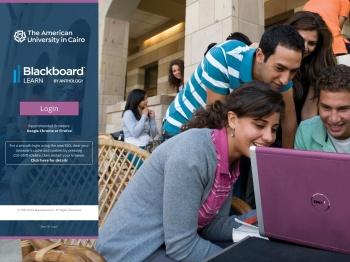 AUC Blackboard - American University in Cairo