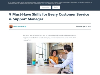 9 Must-Have Skills for Every Customer Service & Support ...